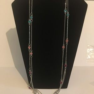 Sparkle of the Day Necklace & Earrings